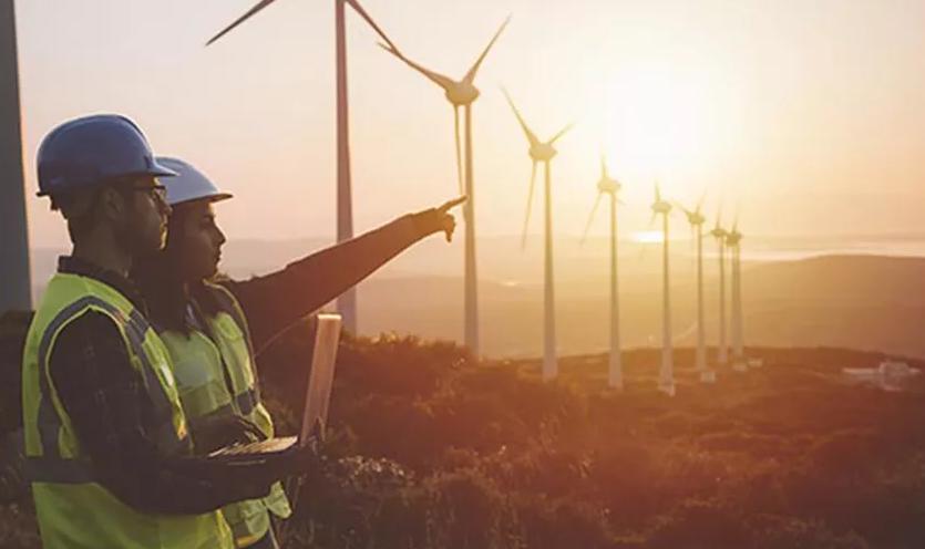 La energía eólica puede crear medio millón de nuevos puestos de trabajo en cinco años